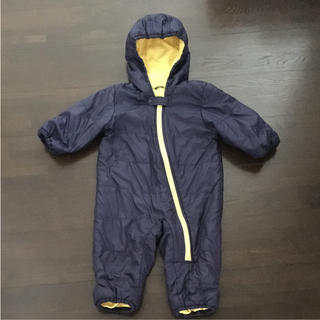 シマムラ(しまむら)のジャンプスーツ 70-80センチ(ジャケット/コート)