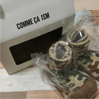 コムサイズム(COMME CA ISM)のコムサイズム   アティパス パズル迷彩柄 ファーストシューズにも!(その他)
