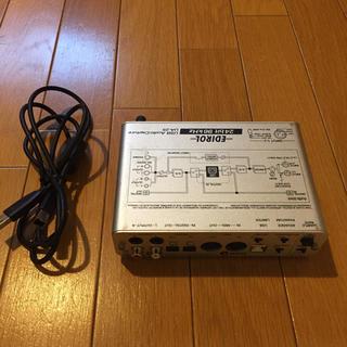 ローランド(Roland)のUA-25 Roland(オーディオインターフェイス)