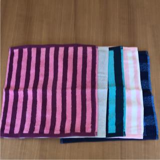 シマムラ(しまむら)のハンドタオル5枚(タオル/バス用品)