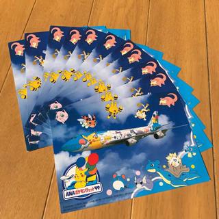 ポケモン(ポケモン)の⚡️ポケモン ポストカード(使用済み切手/官製はがき)