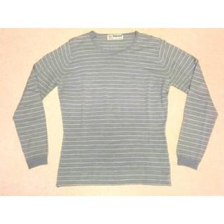 ジョンスメドレー(JOHN SMEDLEY)のジョン・スメドレーJOHN SMEDLEYニットセーター約11号イングランド製(ニット/セーター)