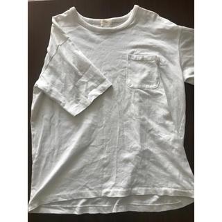 バックナンバー(BACK NUMBER)の白Tシャツ(Tシャツ/カットソー(半袖/袖なし))