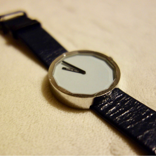 イッセイミヤケ(ISSEY MIYAKE)のissey  miyake 腕時計TWELVE  深澤直人デザイン(腕時計(アナログ))
