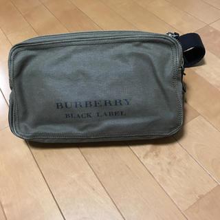 バーバリーブラックレーベル(BURBERRY BLACK LABEL)のバーハーリーブラックレーベルのボディバッグ(ボディーバッグ)