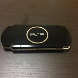 プレイステーションポータブル(PlayStation Portable)のPSP3000ジャンク品(携帯用ゲーム本体)