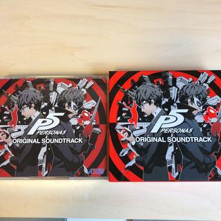 ペルソナ5  サウンドトラック(ゲーム音楽)