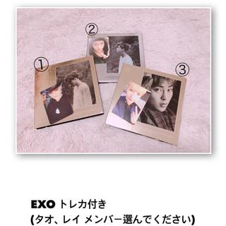 エクソ(EXO)のEXO トレカ付き 各1セット(K-POP/アジア)