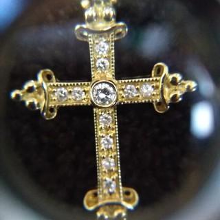 ジャスティンデイビス(Justin Davis)のダイヤモンドネックレス(ネックレス)