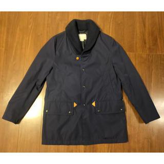 ナナミカ(nanamica)の【美品】namica ナナミカ 65/35 Donkey Coat ネイビー M(ステンカラーコート)