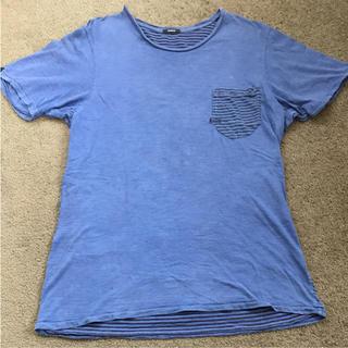 デンハム(DENHAM)のDENHAM Tシャツ M(Tシャツ/カットソー(半袖/袖なし))