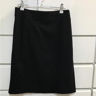 キース(KEITH)のスカート keith ブラック(ひざ丈スカート)