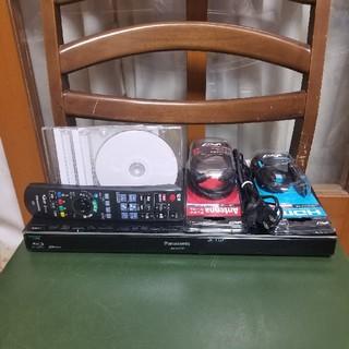 パナソニック(Panasonic)の16年新品同様❗W録500GパナソニックブルーレイレコーダーDMR-BWT520(ブルーレイレコーダー)