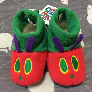 ニシマツヤ(西松屋)のはらぺこあおむし💖靴💖ルームシューズ💖ベビーシューズ(その他)