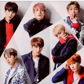 ボウダンショウネンダン(防弾少年団(BTS))のTHE BEST OF 防彈少年團-JAPAN EDITION-/防彈少年團(K-POP/アジア)