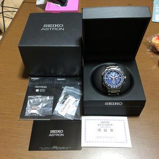 セイコー(SEIKO)のSEIKO ASTRON SBXB127 美品(腕時計(アナログ))