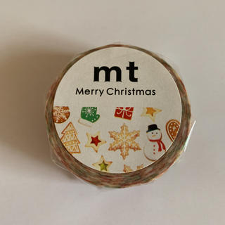 エムティー(mt)の mtクリスマスマステ(テープ/マスキングテープ)