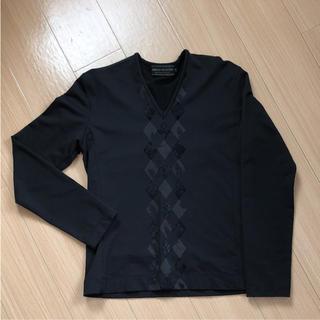 コムサコレクション(COMME ÇA COLLECTION)のCOMME CA COLLECTION☆美品(Tシャツ/カットソー(七分/長袖))