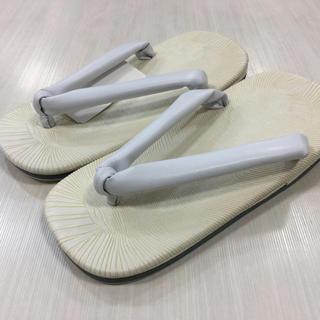 ✨新品 七五三 男の子雪駄✨LLサイズ(和服/着物)