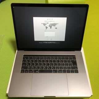 マック(Mac (Apple))の極美 MacBook Pro MLH32J/A (ノートPC)