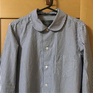 コムデギャルソン(COMME des GARCONS)のcomme des garcons ストライプシャツ(シャツ)