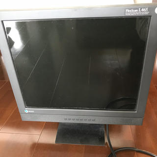ナナオ EIZO FlexScan L465 16インチTFT液晶モニター(ディスプレイ)