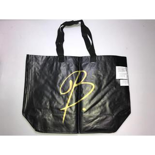 イケア(IKEA)の新品◆IKEAイケア◆ショッピングバッグ ショップバッグオメデルバル 黒ゴールド(ショップ袋)