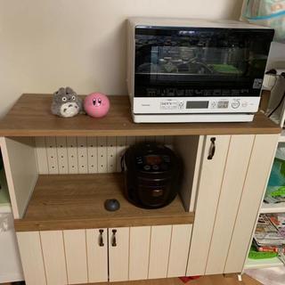 キッチン収納・食器棚・レンジ台(キッチン収納)