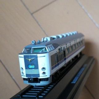 1/150 クハネ581きたぐにディスプレイモデル中古(鉄道模型)