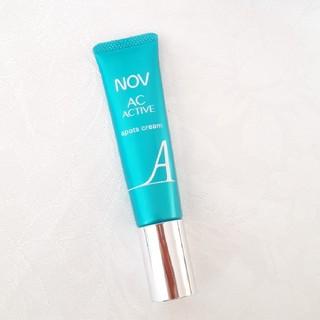 ノブ(NOV)のノブ ACアクティブスポッツクリーム(化粧水 / ローション)