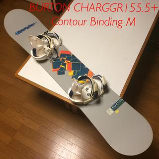 バートン(BURTON)のBURTON CHARGGR 155.5 スノーボード(ボード)