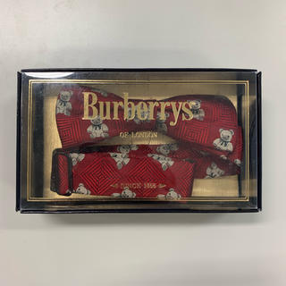 バーバリー(BURBERRY)のBurberry ネクタイ 値下げ中(その他)