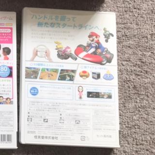 ウィー(Wii)のw i i ゲームソフト(家庭用ゲームソフト)