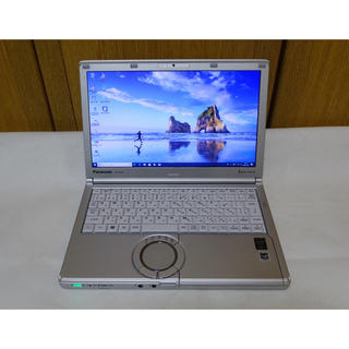 パナソニック(Panasonic)の高速SSD レッツノート CF-NX4 Core i5 Win10 無線LAN(ノートPC)
