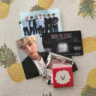 ボウダンショウネンダン(防弾少年団(BTS))の⭐ムビチケ⭐(JIN)セット(K-POP/アジア)