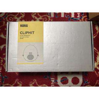 ローランド(Roland)のKORG 電子ドラム クリップドラムキット CLIP HIT クリップヒット(電子ドラム)