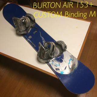 バートン(BURTON)のBURTON AIR 153.  スノーボード(ボード)