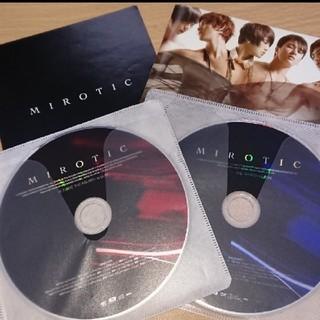 トウホウシンキ(東方神起)の東方神起 MIROTIC 4集  (K-POP/アジア)