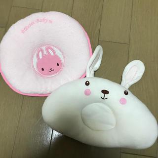 シマムラ(しまむら)のベビー枕2点セット(枕)