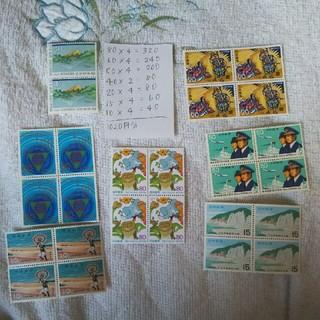 切手1020円分 額面割れ(切手/官製はがき)