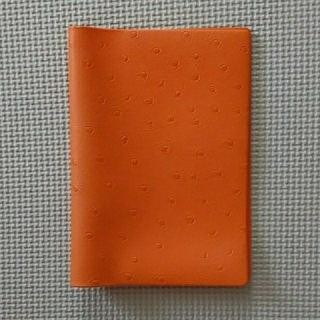 ディーエイチシー(DHC)のブックカバー DHC オレンジ(ブックカバー)