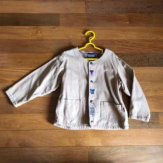 ティンカーベル(TINKERBELL)の男女兼用  120  ティンカーベル  上着  襟なし(ジャケット/上着)