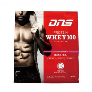 ディーエヌエス(DNS)の新品‼︎未使用‼︎DNS WHEY100 プロテイン(プロテイン)