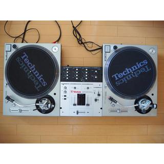 DJセット Technics テクニクス ターンテーブル ベスタクス ミキサー(ターンテーブル)