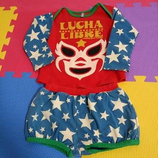 スーパーブーホームズ(SUPER BOO HOMES)のスーパーブーホームズ♡ブーフーウー♡セットアップ(Tシャツ/カットソー)