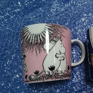 アラビア(ARABIA)のムーミンマグカップ(グラス/カップ)