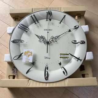 セイコー(SEIKO)のセイコー SEIKO 掛時計 掛け時計 ディズニー Disney スワロフスキー(掛時計/柱時計)