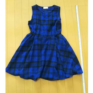 レピピアルマリオ(repipi armario)のレピピのジャンパースカート(スカート)