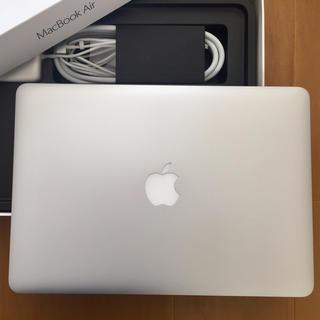 アップル(Apple)のMacbook Air i7 2.2GHz 8GB 512GB 13inch(ノートPC)