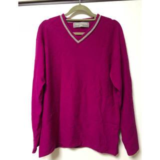 コムデギャルソン(COMME des GARCONS)のコムデギャルソン 薄手のセーター(ニット/セーター)